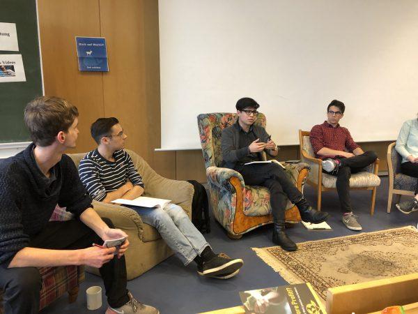 Bericht über Podiumsdiskussion zur StuPa-Wahl am 21.05.2019