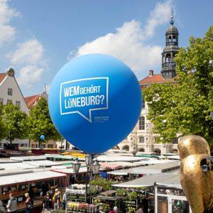 """""""Wem gehört Lüneburg?"""": Transparenz für den Wohnungsmarkt"""