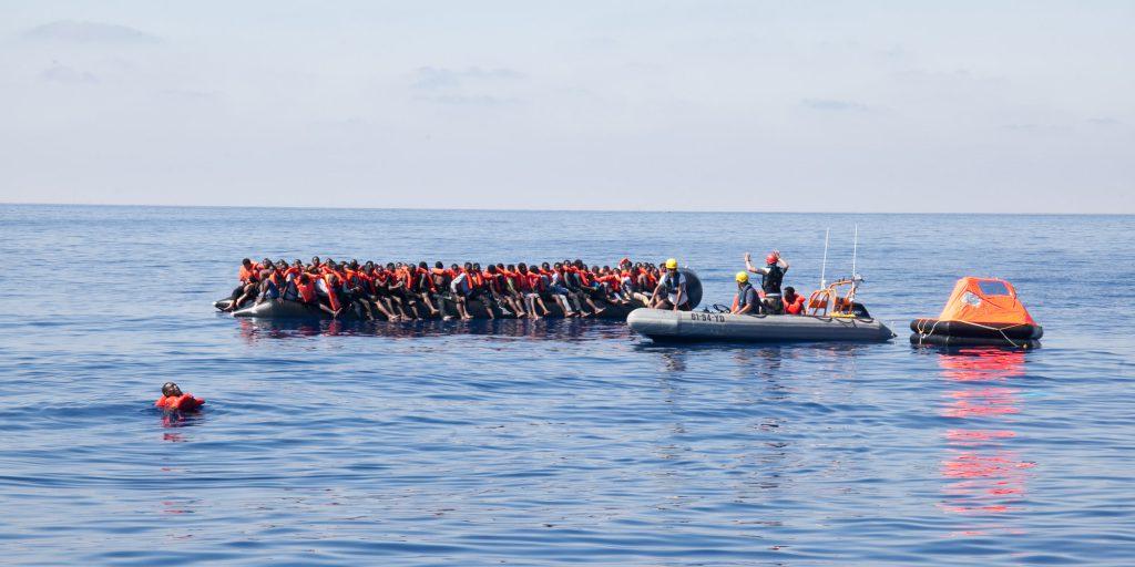 Kriminalisierung von Solidarität – Iuventa Crew berichtet
