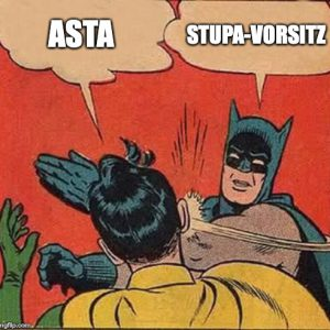 StuPa Interna: Eklat bei den AStA Wahlen und Entsendung einer Delegation