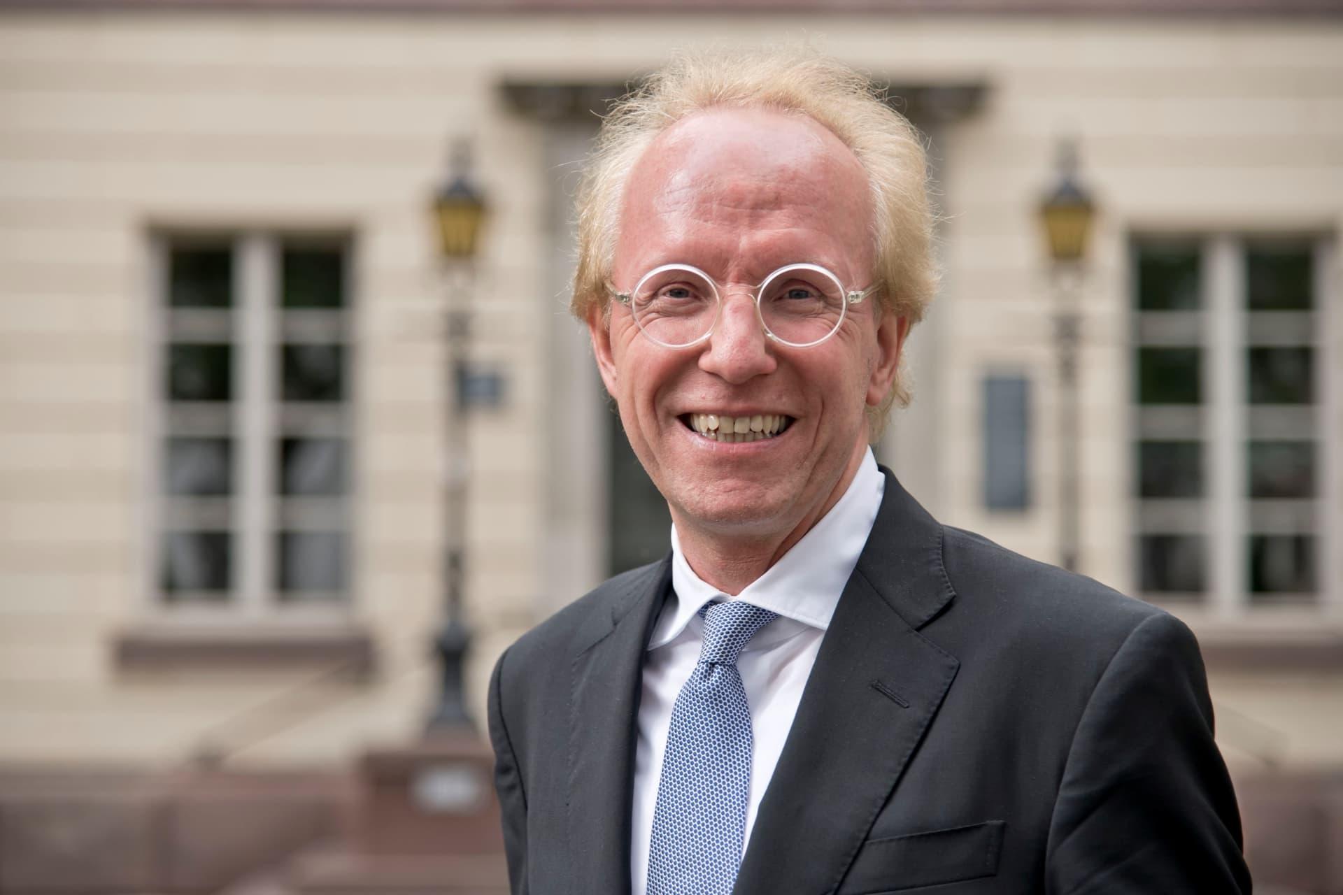 Sascha Spoun - (c) Jan Vetter, Universität Göttingen