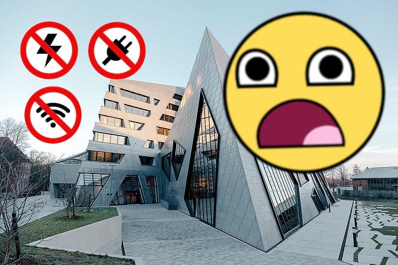 Dem Campus wird der Saft abgedreht