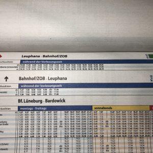Änderungen im Busverkehr - Massive Umstellung ab Dezember
