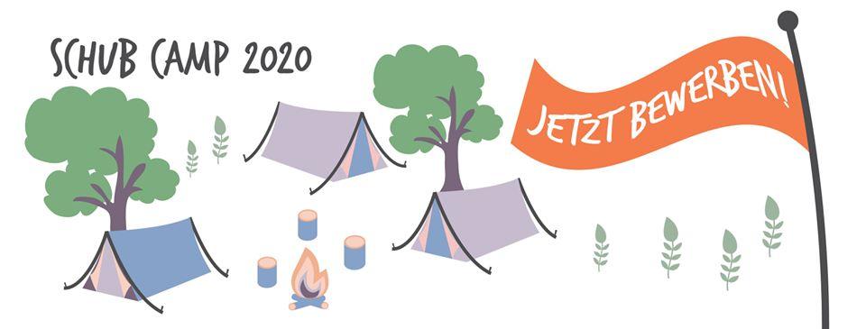 SCHub CAMP 2020 – Letzte Chance zur Bewerbung