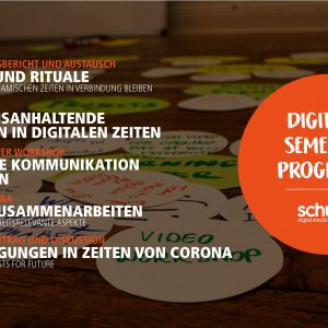 Digital Social Change - Digitale Veranstaltungsreihe vom SCHub