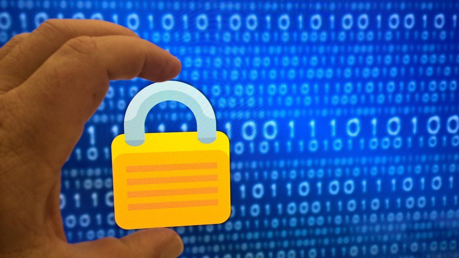 Datenschutz It Computer Sicherheit Passwort Schutz - (c) Pixabay
