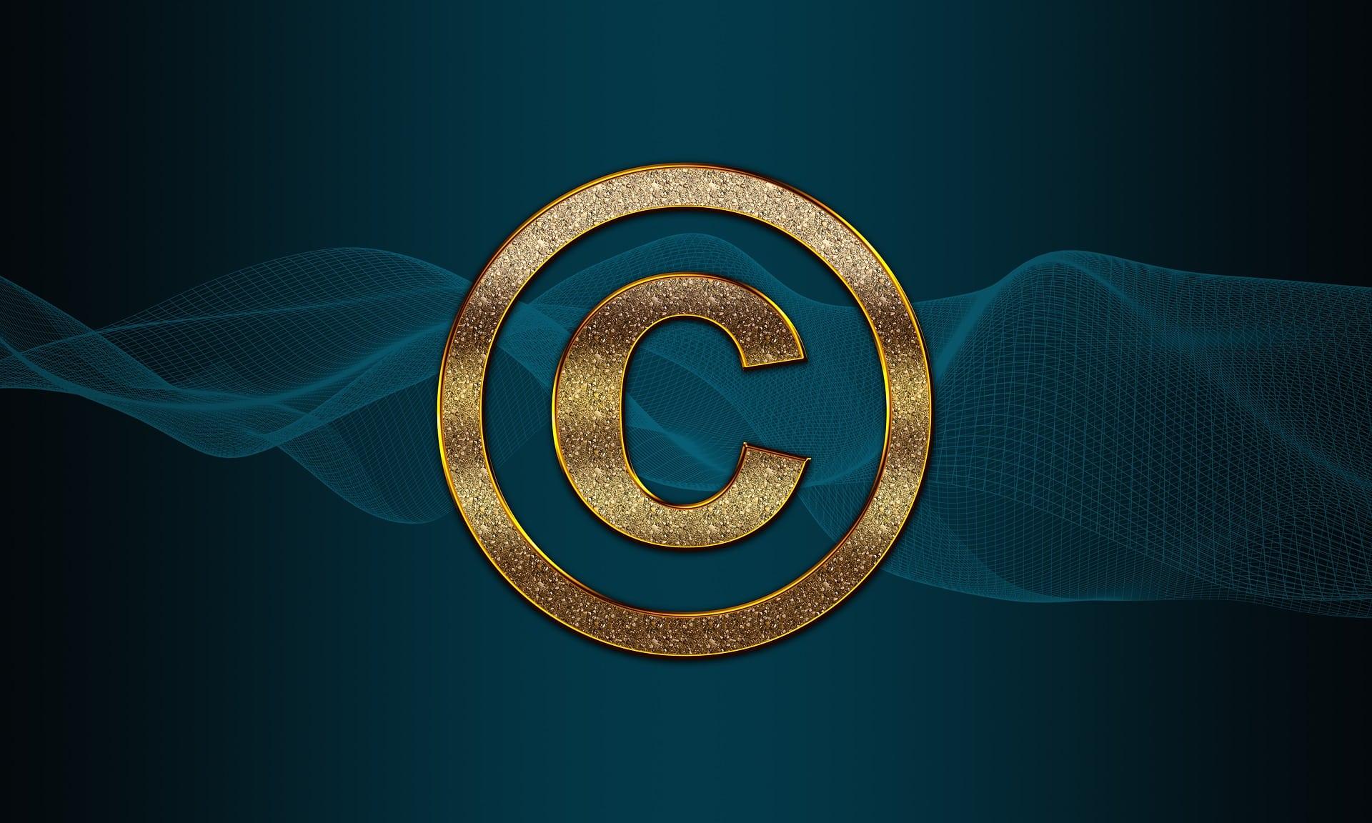 Urheberrecht Schutz Geistigen Eigentum Symbol - (c) Pixabay