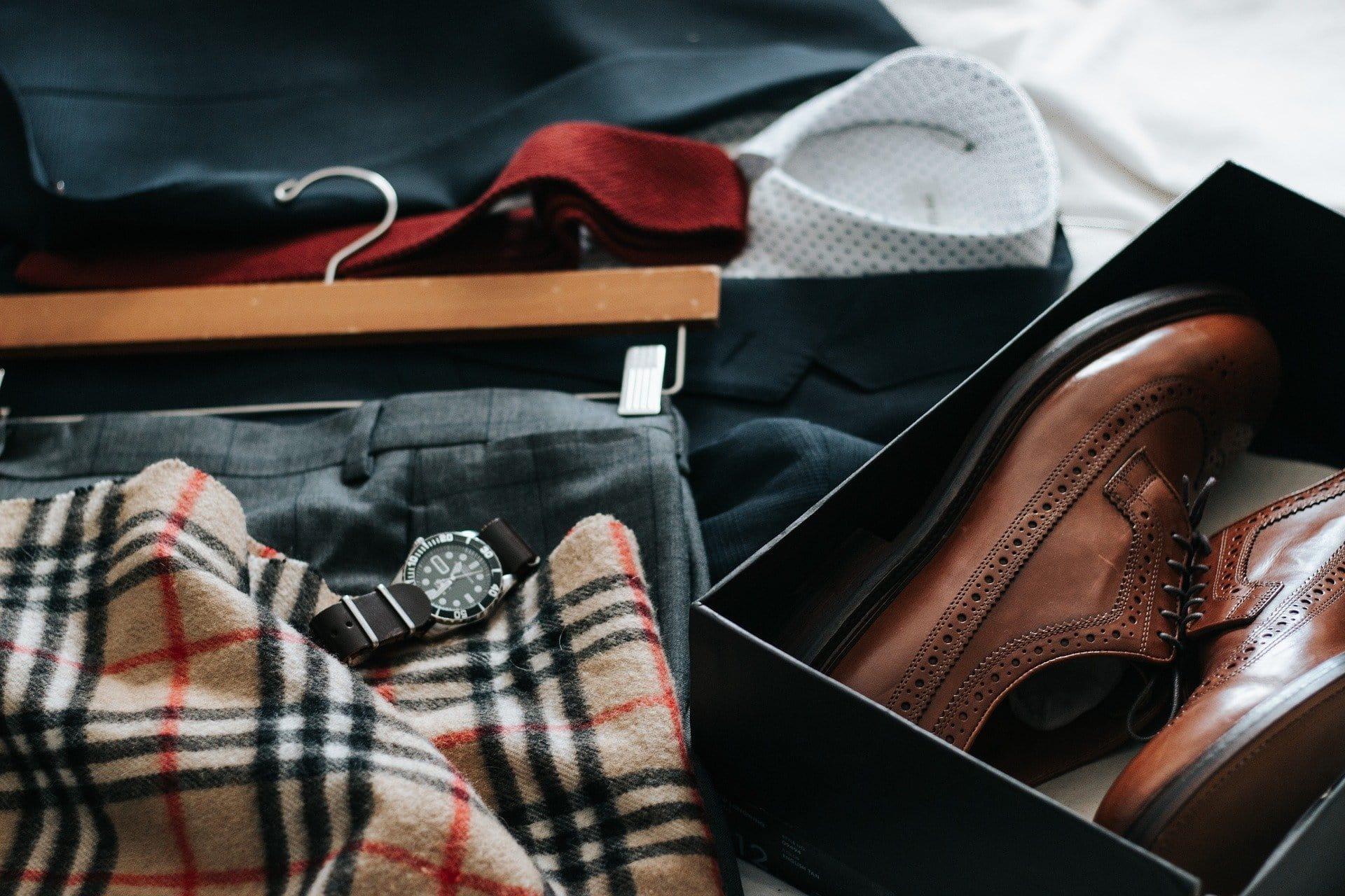 Interview Lebensstil Kleidung Männer Mode Burberry - (c) Pixabay