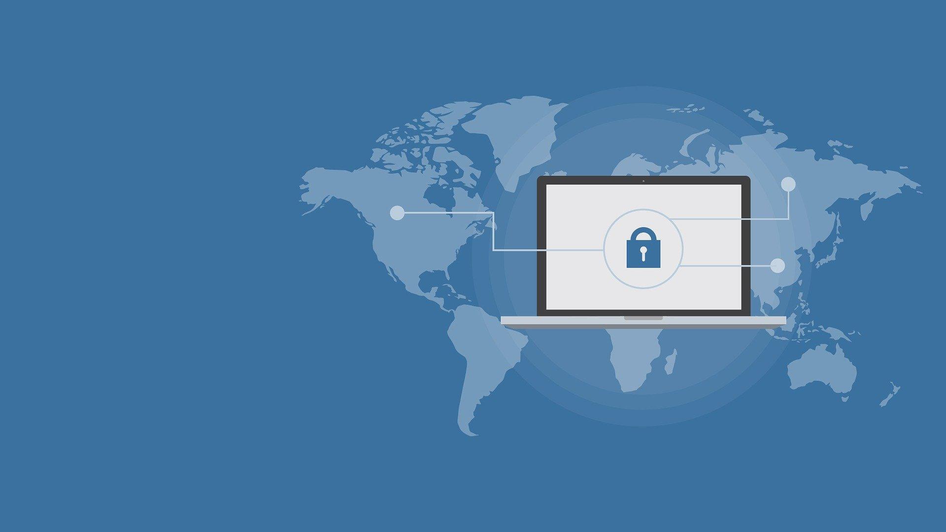 Internet-Sicherheit Online Computer Cyber Netzwerk - (c) Pixabay