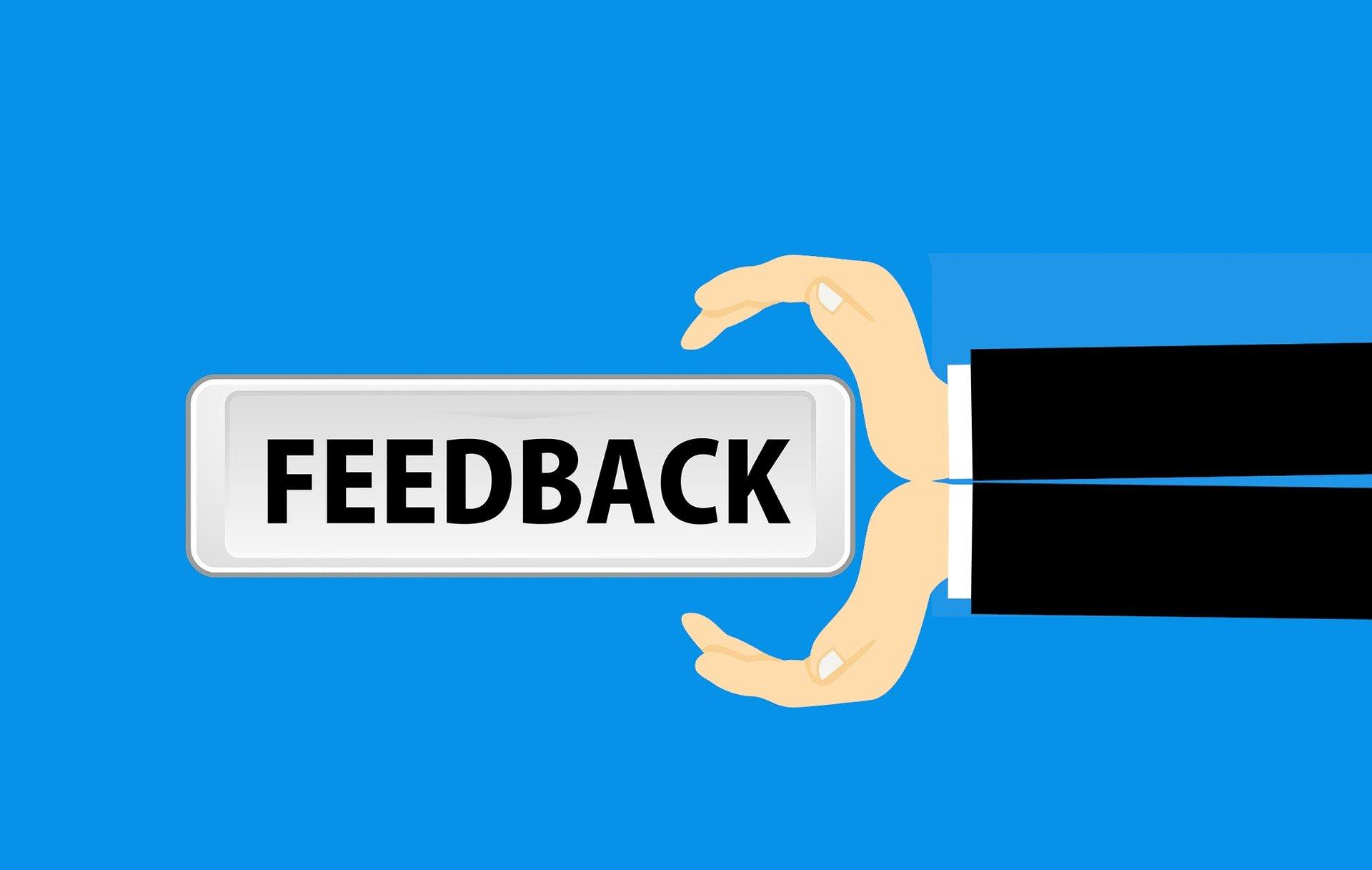 Rückmeldung Umfrage Erhalten Pflege Zufriedenheit - (c) Pixabay