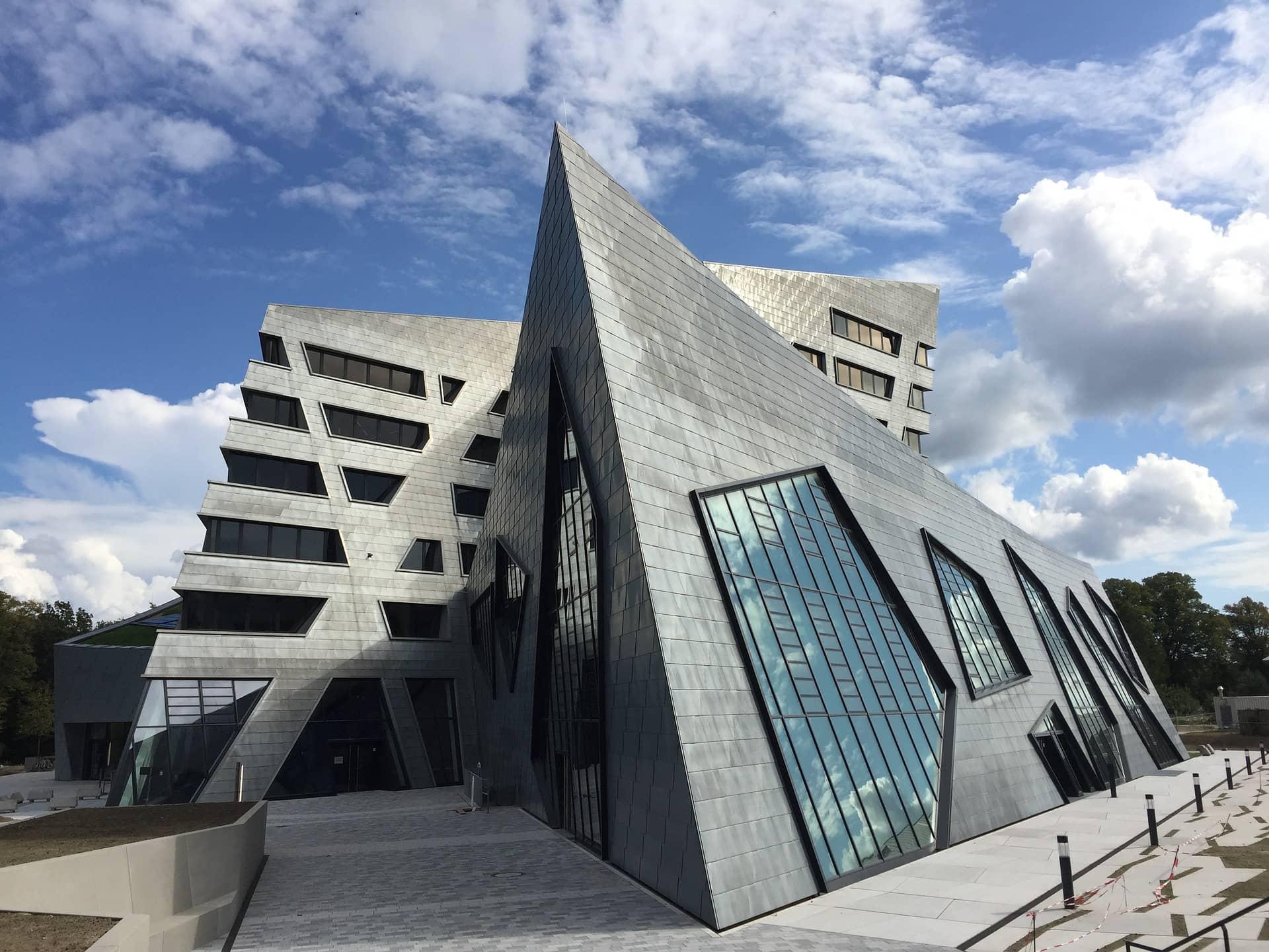 Daniel Libeskind Architecture Modern Lüneburg - (c) Pixabay