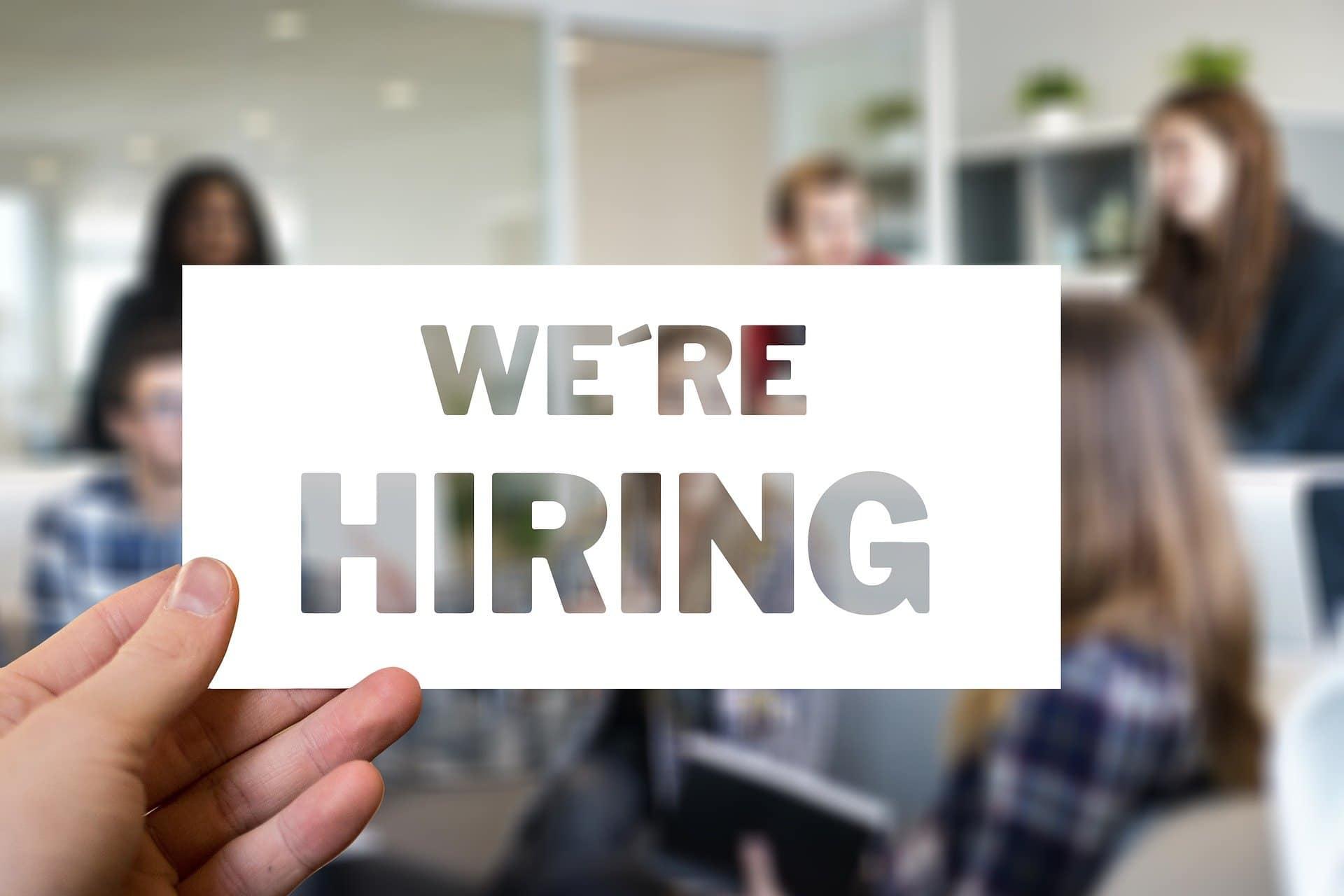 Job Jobangebot Stellenangebot Arbeitsplatz Jobsuche - (c) Pixabay