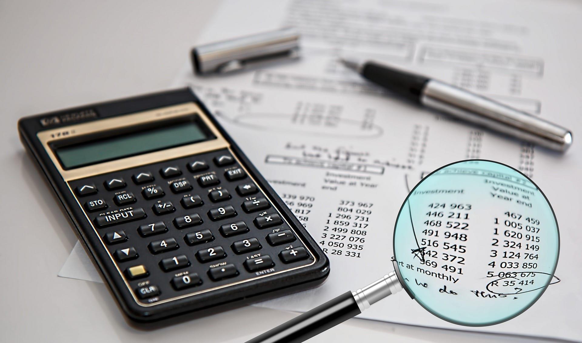 Audit Rechnungsprüfer Analyse Prüfung Dokument - (c) Pixabay