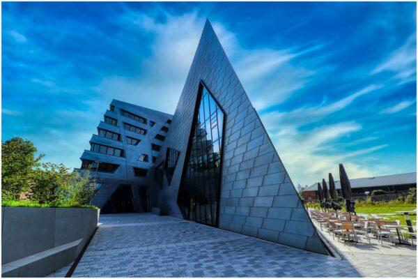 Modern Glänzend Architektur Lüneburg Glas - (c) Pixabay