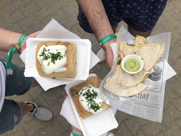 Lunatic 2021 – Über die Kulinarik an den zwei Festivaltagen